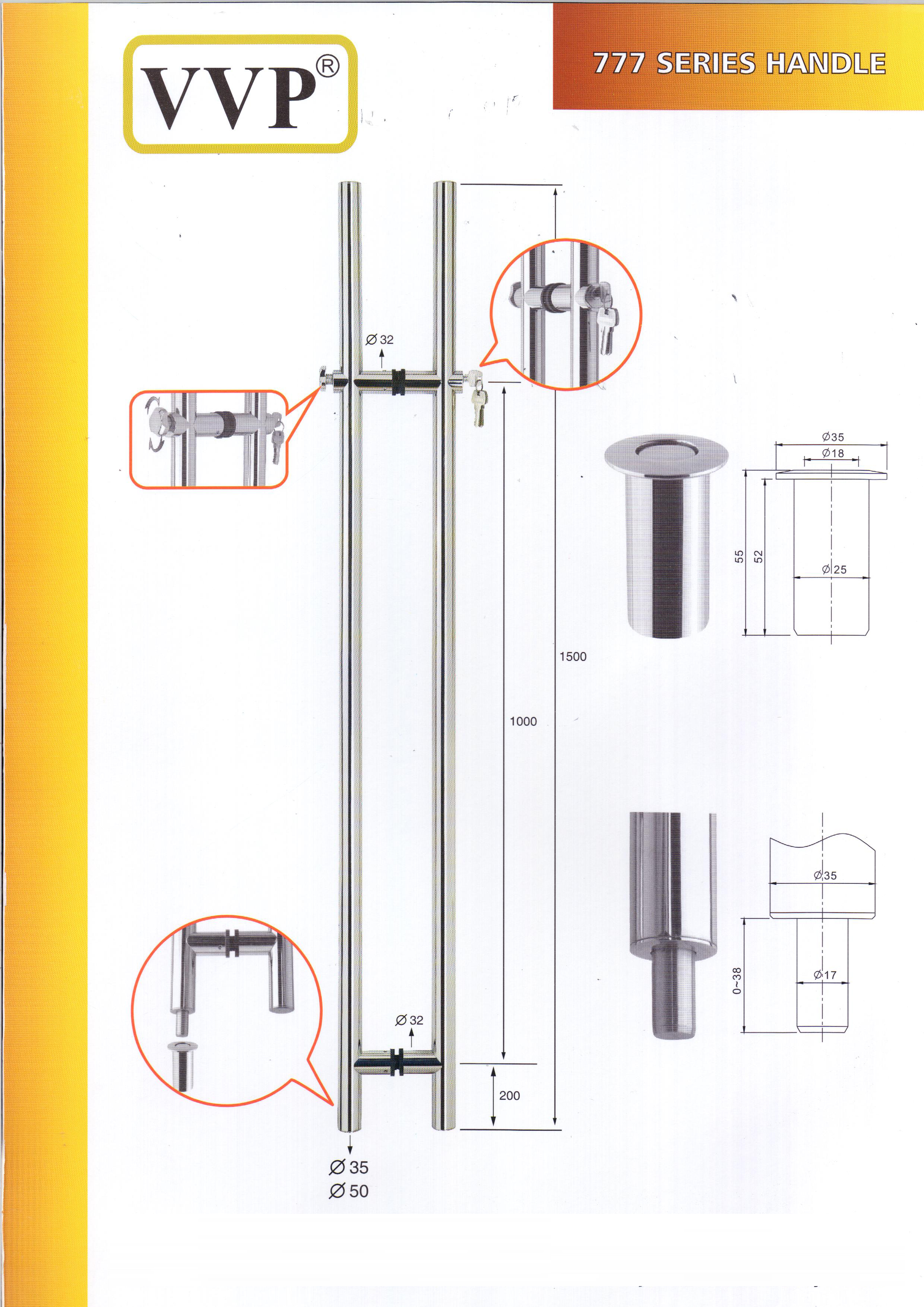 Stainless Steel Handle Pt 10 Sdn Bhd